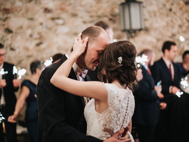 La boda de David y Sheila en Girona, Girona 77