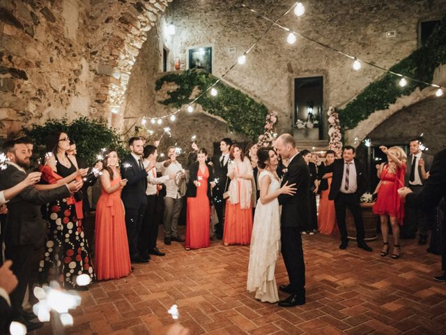 La boda de David y Sheila en Girona, Girona 80