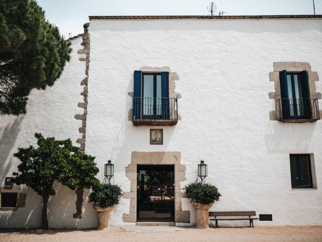 La boda de David y Sheila en Girona, Girona 1