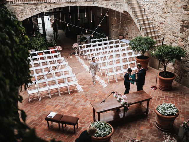 La boda de David y Sheila en Girona, Girona 16