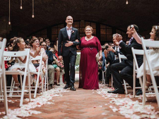 La boda de David y Sheila en Girona, Girona 25