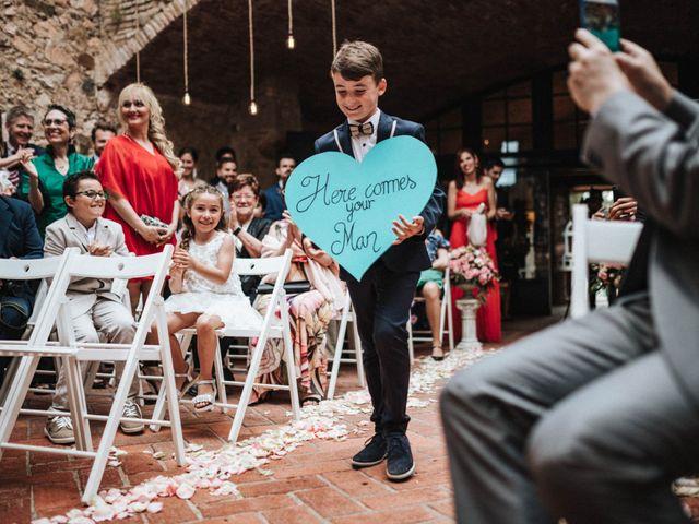 La boda de David y Sheila en Girona, Girona 27