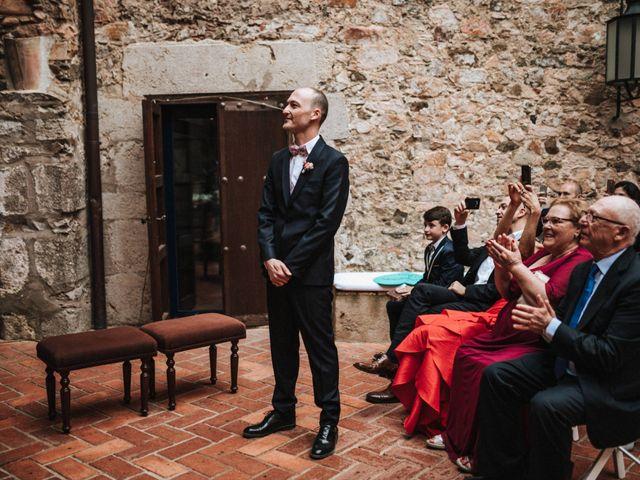 La boda de David y Sheila en Girona, Girona 28