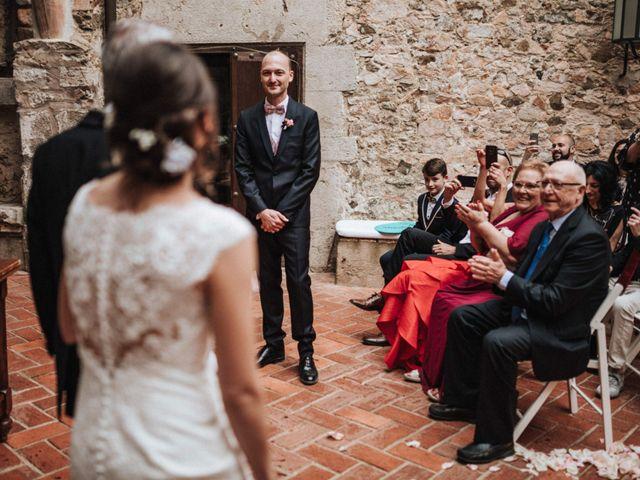 La boda de David y Sheila en Girona, Girona 30