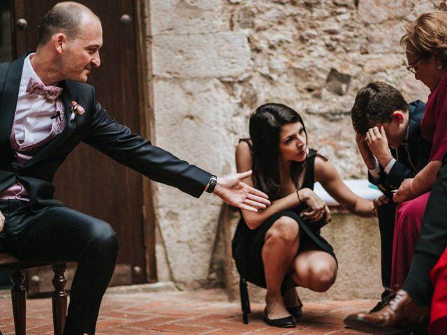 La boda de David y Sheila en Girona, Girona 34