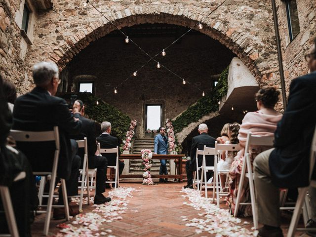 La boda de David y Sheila en Girona, Girona 37