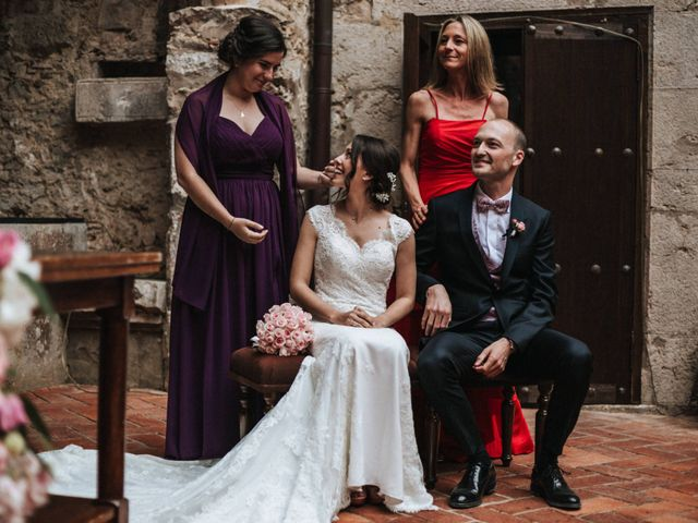 La boda de David y Sheila en Girona, Girona 40