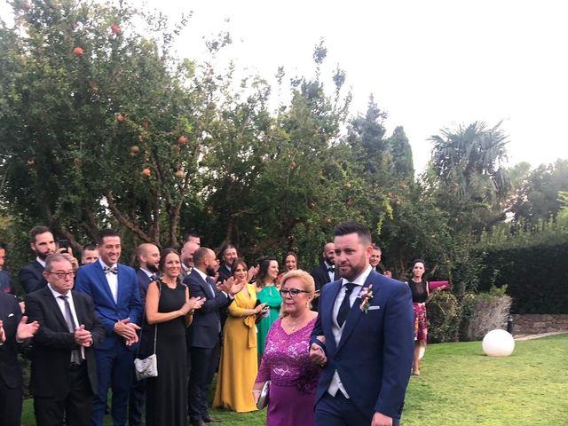 La boda de Javier y Patricia en Vilamarxant, Valencia 2