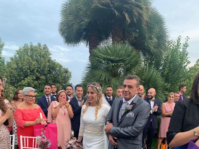 La boda de Javier y Patricia en Vilamarxant, Valencia 3