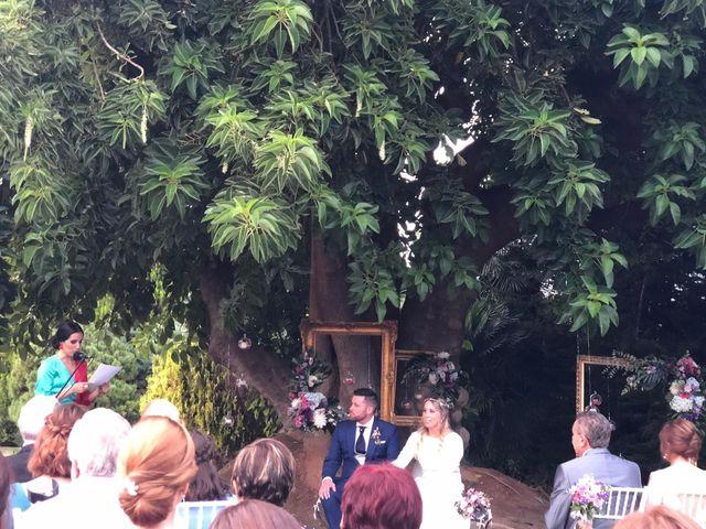 La boda de Javier y Patricia en Vilamarxant, Valencia 6