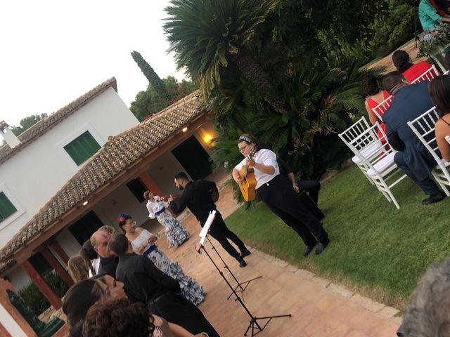 La boda de Javier y Patricia en Vilamarxant, Valencia 1