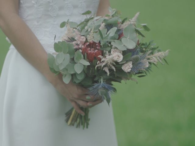 La boda de David y Raquel en Nora (Siero), Asturias 28