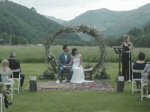 La boda de David y Raquel en Nora (Siero), Asturias 29