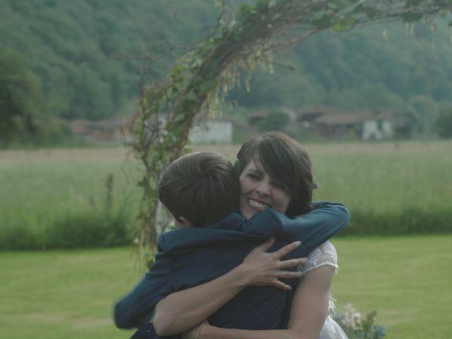 La boda de David y Raquel en Nora (Siero), Asturias 30