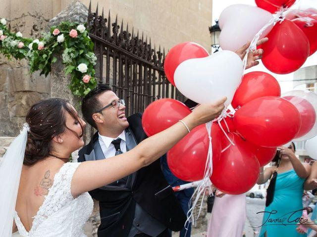 La boda de Daniel y Damaris en Montefrio, Granada 1