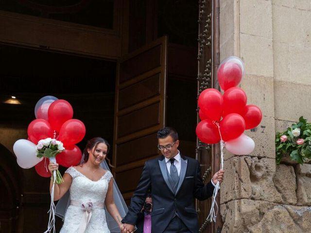 La boda de Daniel y Damaris en Montefrio, Granada 3