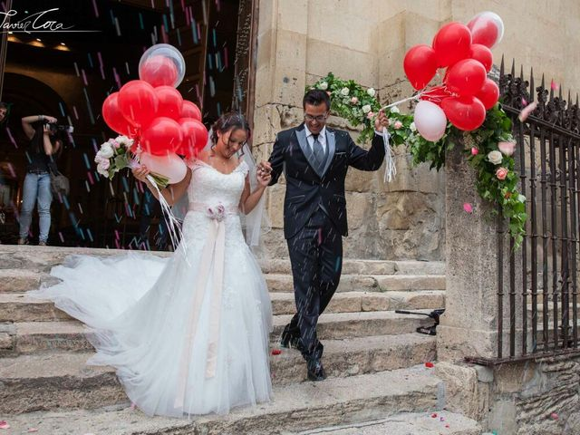 La boda de Daniel y Damaris en Montefrio, Granada 2