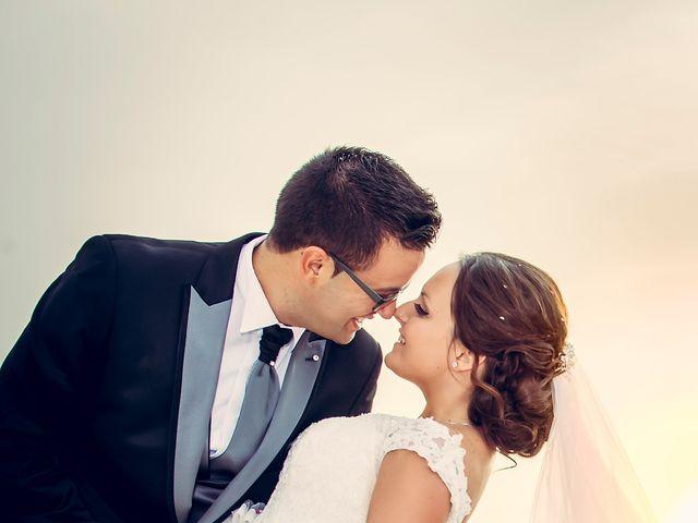 La boda de Daniel y Damaris en Montefrio, Granada 8