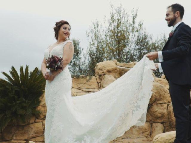 La boda de Jonatan y Aiora en Andoain, Guipúzcoa 1