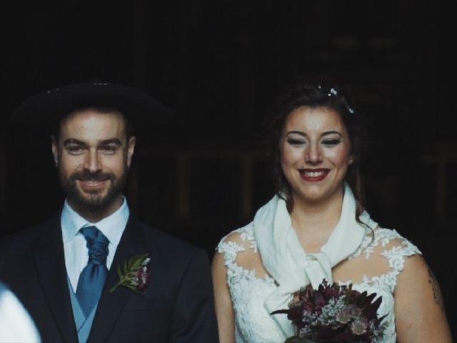 La boda de Jonatan y Aiora en Andoain, Guipúzcoa 4
