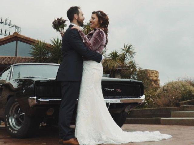 La boda de Jonatan y Aiora en Andoain, Guipúzcoa 5