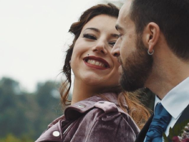 La boda de Jonatan y Aiora en Andoain, Guipúzcoa 6