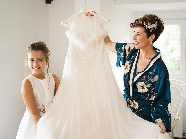La boda de Karlos y Vero en Güeñes, Vizcaya 5