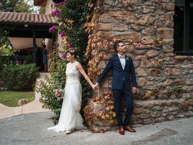 La boda de Karlos y Vero en Güeñes, Vizcaya 8