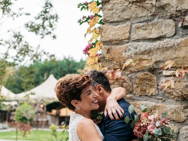 La boda de Karlos y Vero en Güeñes, Vizcaya 9