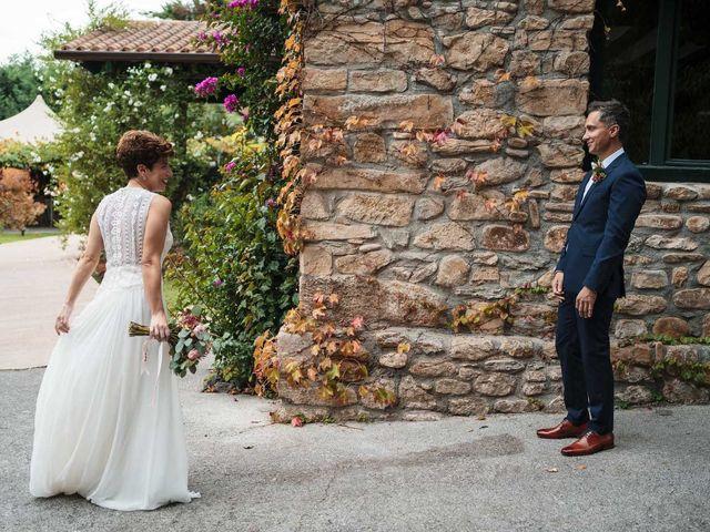 La boda de Karlos y Vero en Güeñes, Vizcaya 10