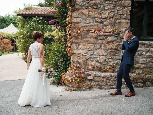 La boda de Karlos y Vero en Güeñes, Vizcaya 11