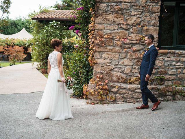 La boda de Karlos y Vero en Güeñes, Vizcaya 13