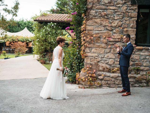 La boda de Karlos y Vero en Güeñes, Vizcaya 14