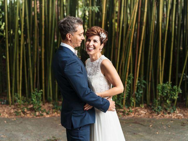 La boda de Karlos y Vero en Güeñes, Vizcaya 16