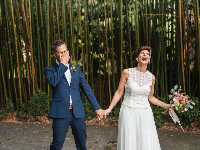 La boda de Karlos y Vero en Güeñes, Vizcaya 19
