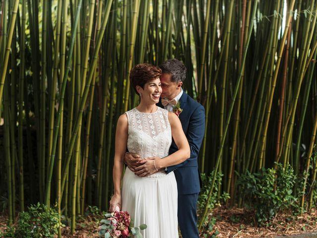 La boda de Karlos y Vero en Güeñes, Vizcaya 22