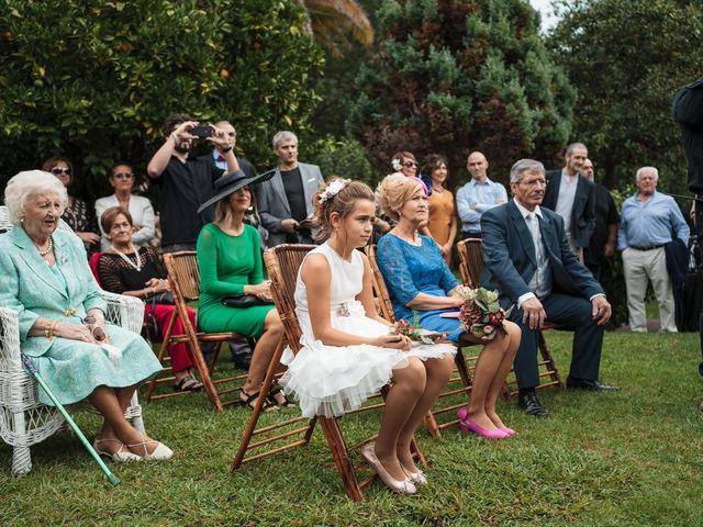 La boda de Karlos y Vero en Güeñes, Vizcaya 25