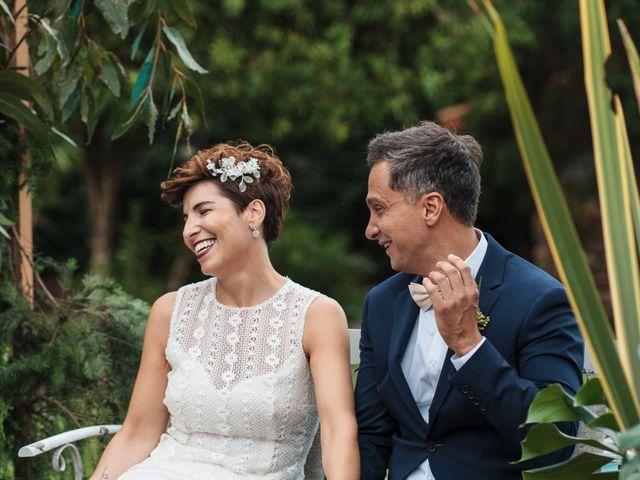 La boda de Karlos y Vero en Güeñes, Vizcaya 33