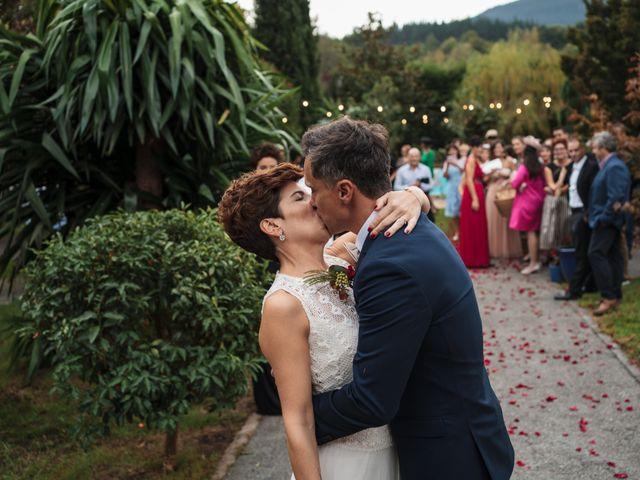 La boda de Karlos y Vero en Güeñes, Vizcaya 34