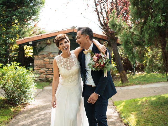 La boda de Karlos y Vero en Güeñes, Vizcaya 39