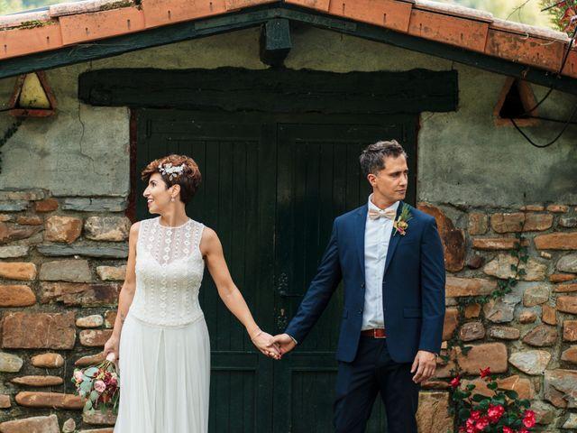 La boda de Karlos y Vero en Güeñes, Vizcaya 40