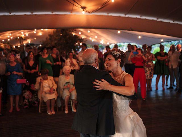 La boda de Karlos y Vero en Güeñes, Vizcaya 46