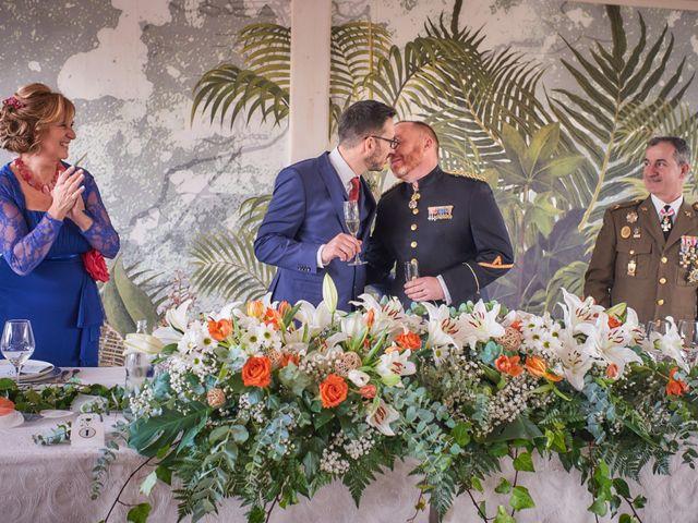 La boda de Nacho y Esteban en Bétera, Valencia 50