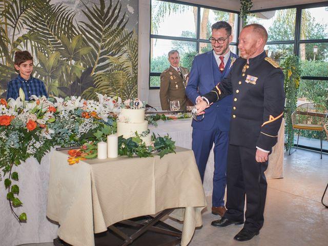 La boda de Nacho y Esteban en Bétera, Valencia 10