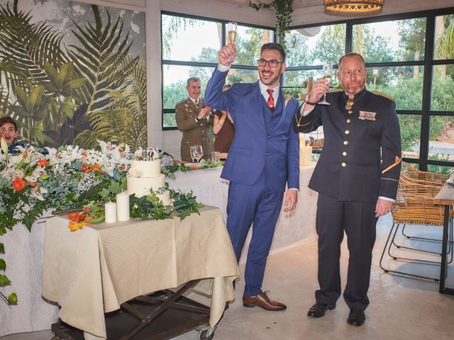 La boda de Nacho y Esteban en Bétera, Valencia 11