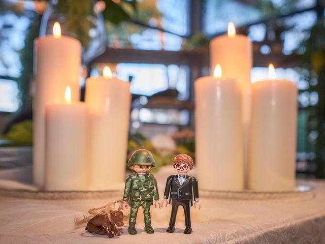 La boda de Nacho y Esteban en Bétera, Valencia 12