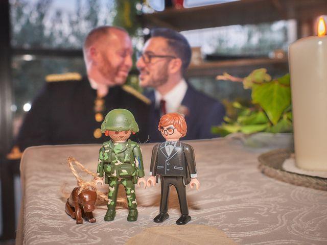 La boda de Nacho y Esteban en Bétera, Valencia 14