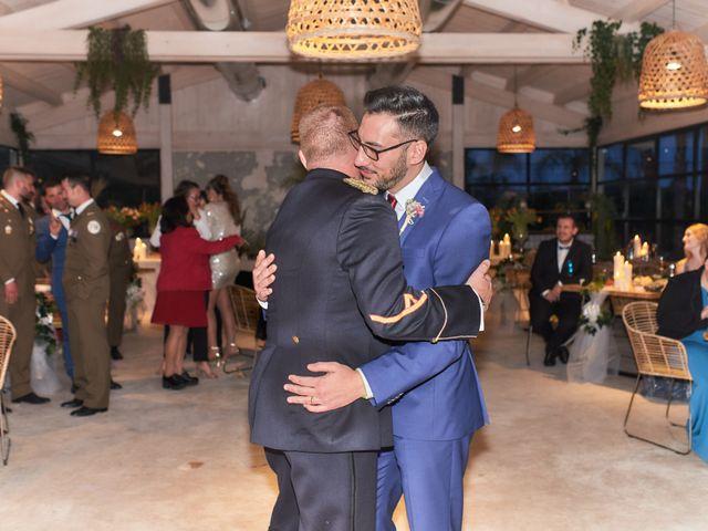 La boda de Nacho y Esteban en Bétera, Valencia 18