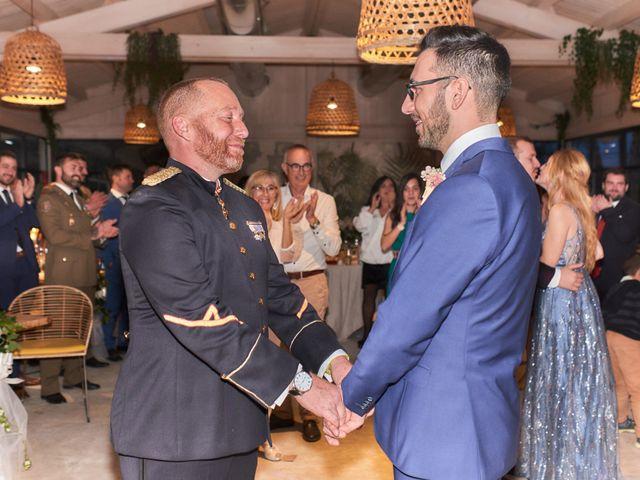 La boda de Nacho y Esteban en Bétera, Valencia 2
