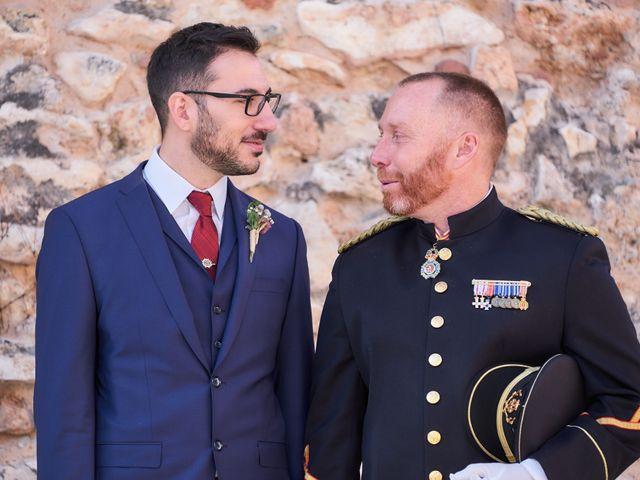 La boda de Nacho y Esteban en Bétera, Valencia 31